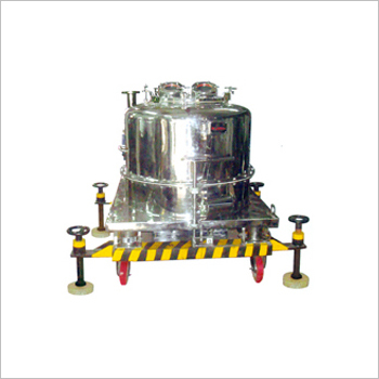 Four Point Suspended Centrifuges