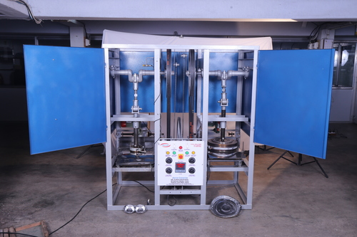 Fully Automatic Dona Double Die Making Machines