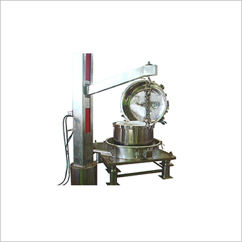 Dome Open Machine with Lifting Bag