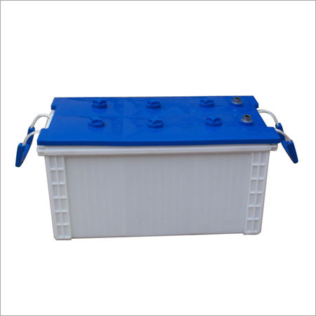 Plastic Battery Containers