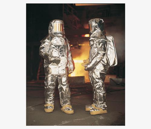 Aluminized Proximity Suit