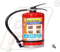 Fire Extinguisher ABC Type 9KG