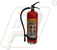 Fire Extinguisher ABC Type 4KG