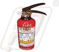 Fire Extinguisher ABC Type 2KG