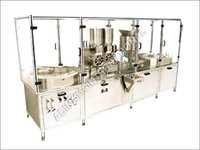 Automatic Dry Powder Filling Stoppering Machine