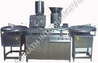 Parenterals Vial Powder Filling Machine
