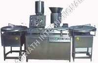Parenterals Vial Powder Filling Machine