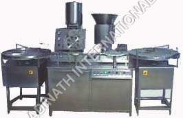 Injectable Filling & Stoppering Machine