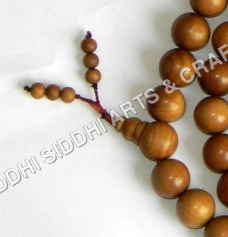 Sandalwood Round Beads
