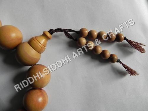 sandalwood guru beads