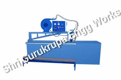 HDPE Tarpaulin Sealing Machine