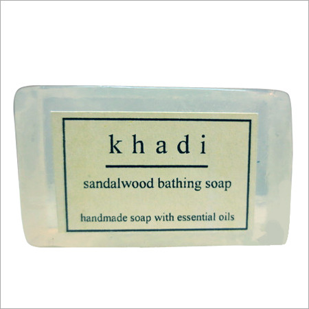 Khadi Sandelwood Soap