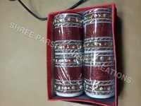 Designer Metal Bangles Sets
