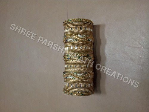 Golden Bangles Sets