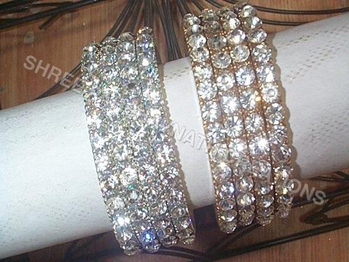Crystal bangles