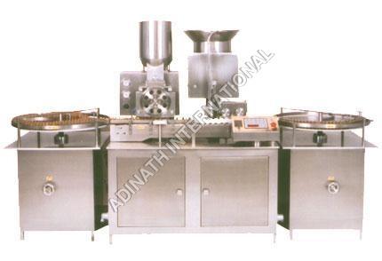 Powder Filling Machine for Sterile Bottles