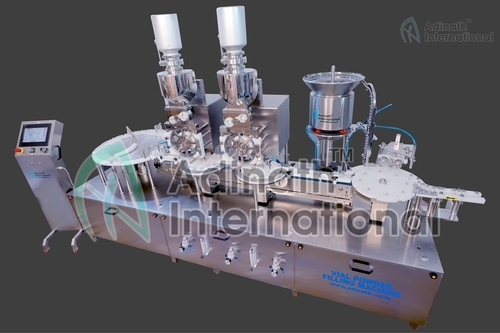 Vial Powder Filling Machine for Veterinary