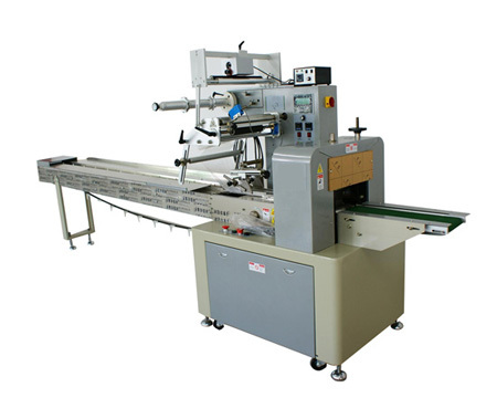 Horizontal Flow Wrapping Machines