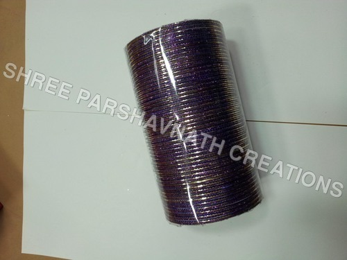 Side Cutting Color Bangles