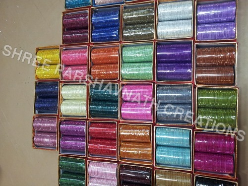 Assorted Shirring Bangles