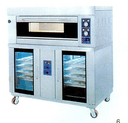 ELECTRIC OVEN & PROOFER