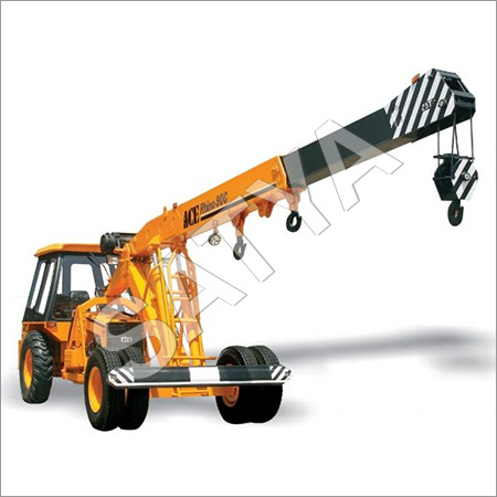 Diesel Operated Crane On Rent