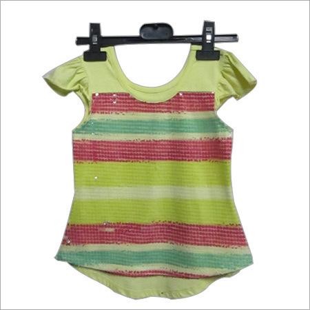 Kids Multi Color T Shirts