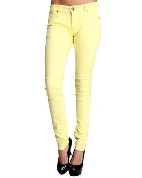 Yellow Denim