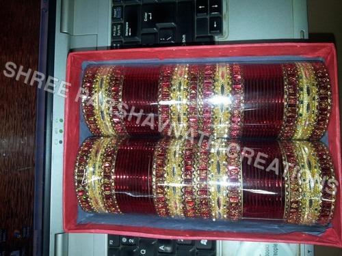 Marron color bangles