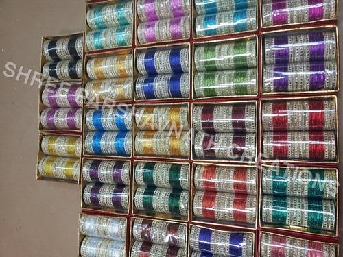 Assorted bangles sets