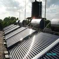 Canteen Solar Water Heater