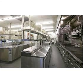 Hospital Canteen Kitchen Equipments