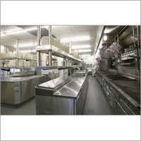 Hospital Canteen Kitchen Equipments