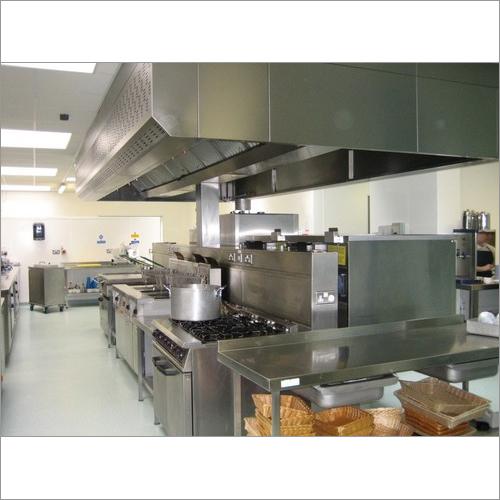 Office Canteen Kitchen Equipments