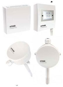 Humidity & Temprature Transmitter For Clean Rooms