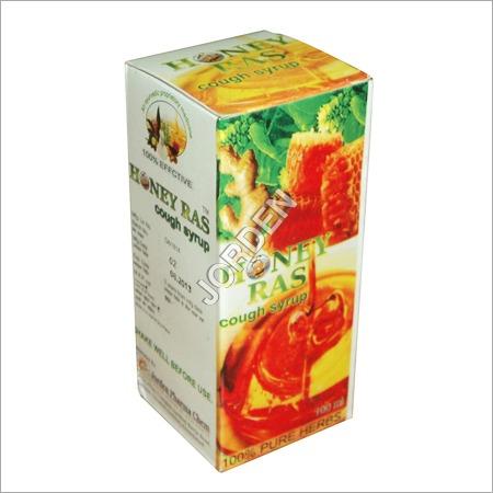 Honey Ras Cough Syrup