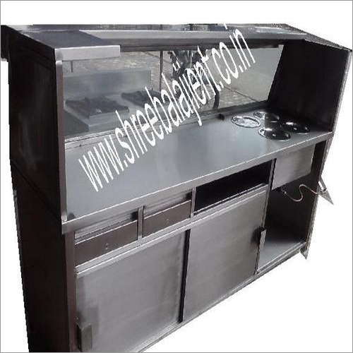 Snack Counter With Bain Maire
