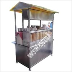 Bhel & Panipuri Counter