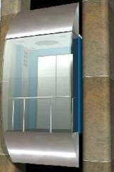 Industrial Capsule lifts