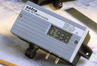 Very Very Low Differential Pressure Transmitter