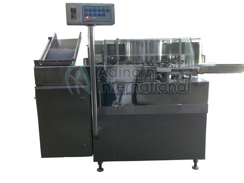 Automatic Rotary Ampoule Washing Machine