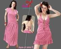 Two Piece Nighty 2913 C