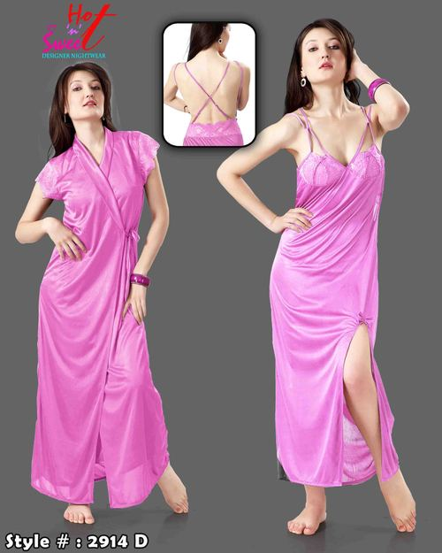 Two Piece Nighty Exporter 15a9a32ac