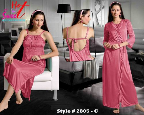 Two Piece Nighty 2805 C