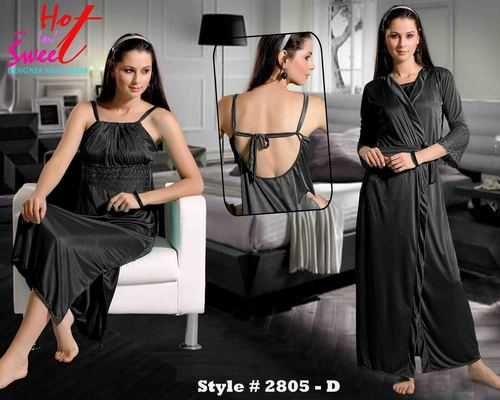 Two Piece Nighty 2805 D