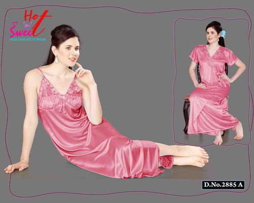 Two Piece Nighty 2885 A