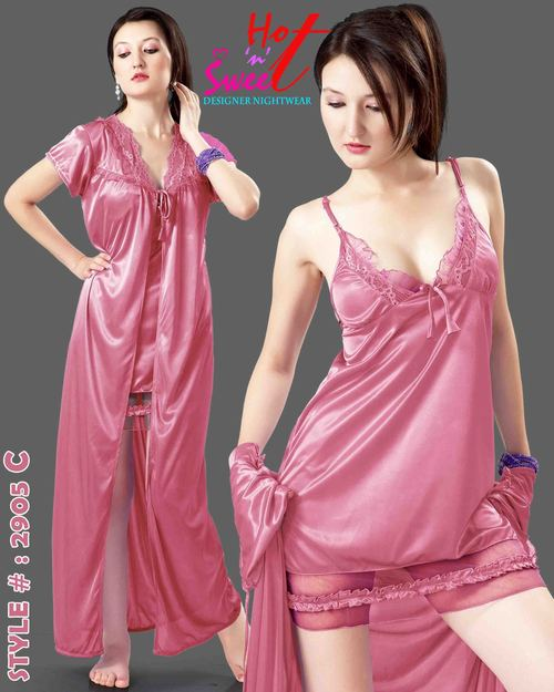 Two Piece Nighty 2905 C