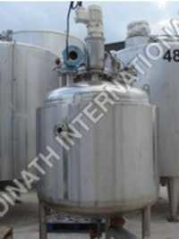 WFI Storage Tank