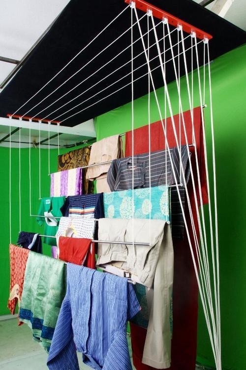 Ceiling Dress Hangers