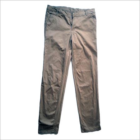 Formal Cotton Pants